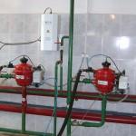 Самопромывающиеся фильтры в ЦМО г. Сергиево-Посада