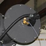 Блок управления стартовым, разгрузочным и предохранительным клапанами