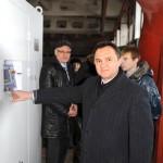 Торжественный запуск Зам.главы Истринской администрации